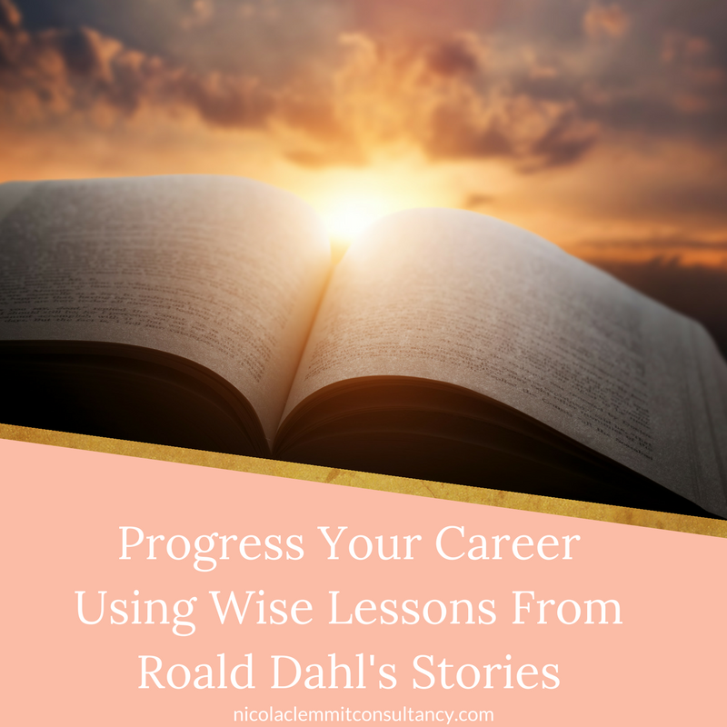Lessons From Roald Dahl Stories that can help your career