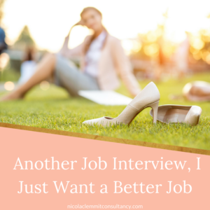 Another job interview