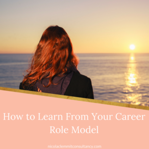 Learn from your Career Role Model